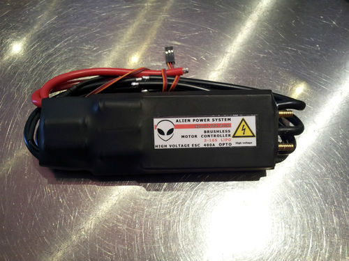 Alien 400A 3-16S Boat ESC High voltage