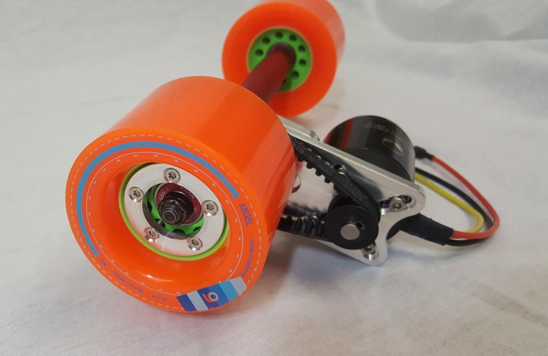 Alien Drive Systems Electric Longboard Diy Kit 50mm Motor