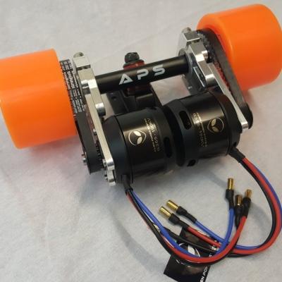 alien drive systems electric longboard diy kit 63mm motor. Black Bedroom Furniture Sets. Home Design Ideas