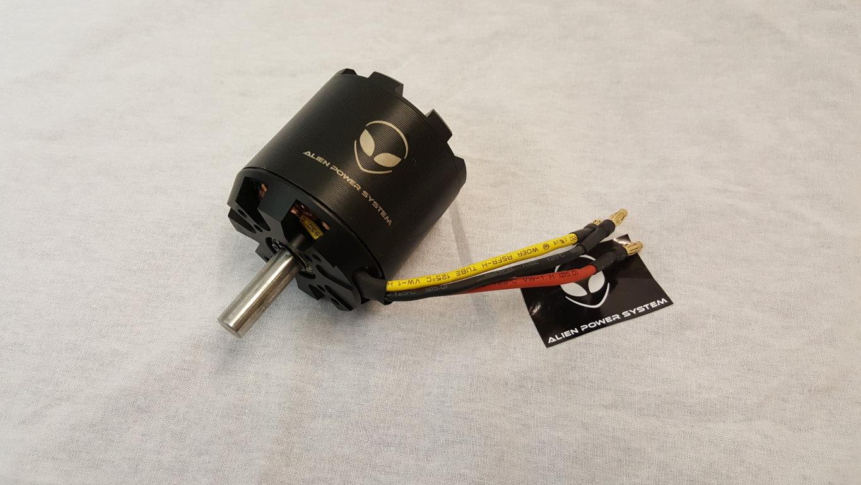 aps 6364fr outrunner brushless motor 190kv 2600w. Black Bedroom Furniture Sets. Home Design Ideas