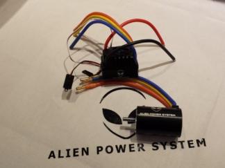 1-10 Car 550 MOTOR-ESC Sensorless COMBO